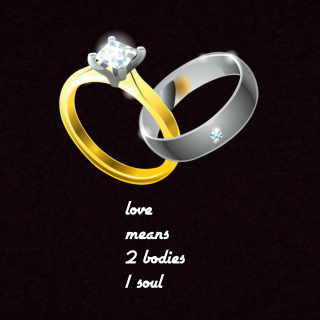 Love Rings Picture for LG KP105