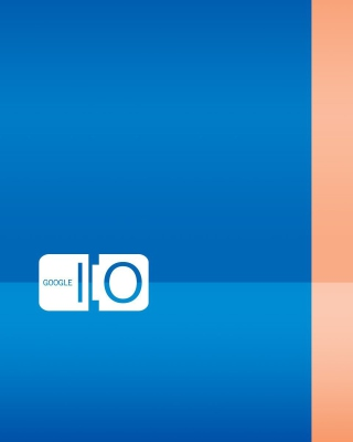 Google IO Background for Nokia Asha 308