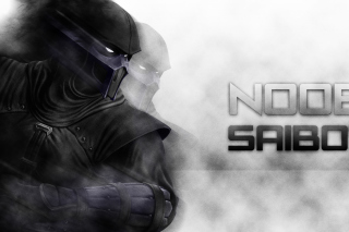 Noob Saibot, Mortal Kombat Background for Android, iPhone and iPad