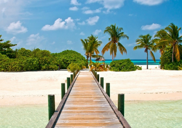 Bahamas Paradise wallpaper