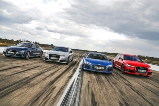 Audi RS 7, RS 6, R8 Picture for Android, iPhone and iPad