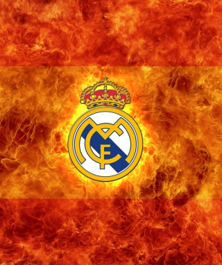 Real Madrid Picture for 480x800