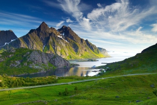 Free Ultra HD Mountains Picture for Desktop 1280x720 HDTV