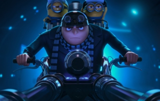 Despicable Me 2 Background for Android, iPhone and iPad