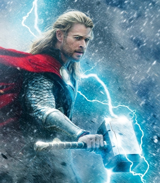 Free Thor - The Dark World Picture for HTC Titan