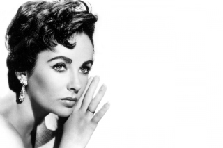 Free Elizabeth Taylor Picture for Android, iPhone and iPad