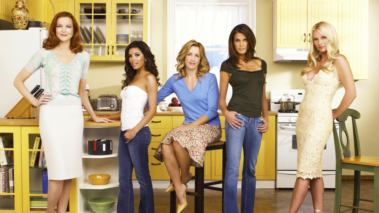 Das Desperate Housewives Wallpaper 1280x720