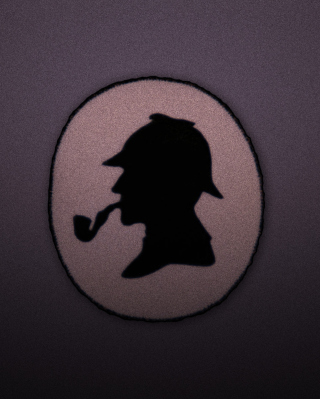 Free Sherlock Holmes Picture for iPhone 6 Plus