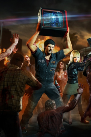 Dead Rising 3 PC Game para Huawei G7300