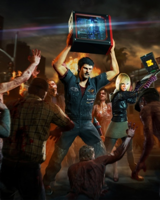 Dead Rising 3 PC Game sfondi gratuiti per iPhone 6