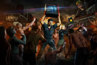 Dead Rising 3 PC Game - Obrázkek zdarma pro Android 600x1024