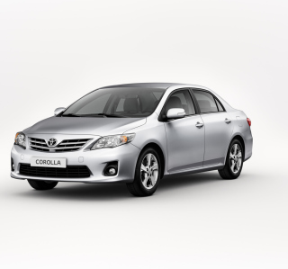 Free Toyota Corolla Picture for 2048x2048