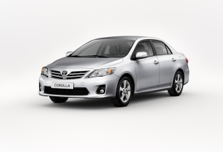 Free Toyota Corolla Picture for Android, iPhone and iPad