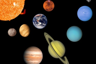 Free Solar System Picture for Android, iPhone and iPad