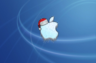 Mac Christmas Picture for Widescreen Desktop PC 1920x1080 Full HD