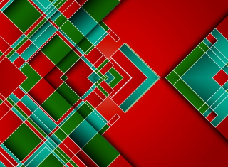 Kostenloses Red Colorful Wallpaper für Android, iPhone und iPad