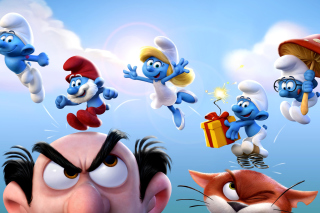 Get Smurfy Wallpaper for Android, iPhone and iPad