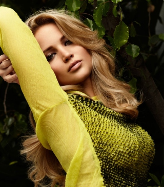 Jennifer Lawrence Picture for iPhone 6 Plus