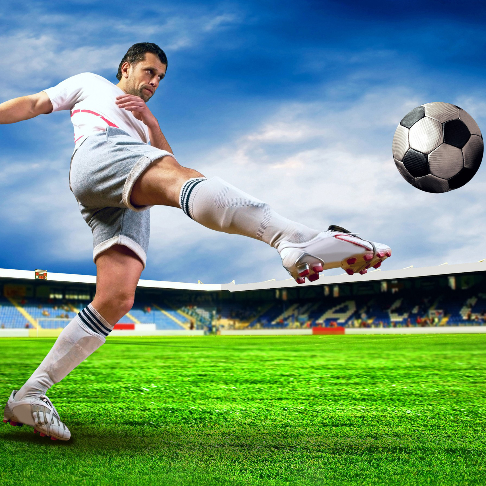 Screenshot №1 pro téma Football Player 2048x2048