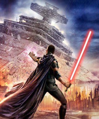 Free Star Wars - The Force Unleashed Picture for Nokia C1-01