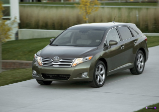 Toyota Venza Background for Android, iPhone and iPad