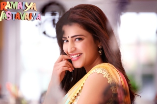Actress Shruti Haasan Background for Android, iPhone and iPad