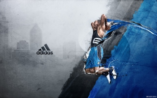 Free Dwight David Howard - Adidas Picture for Android, iPhone and iPad