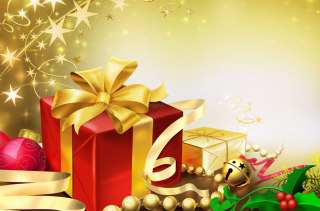 New Year 2012 Gifts - Fondos de pantalla gratis