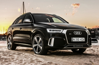 Free Audi Q3 RS SUV Picture for Android, iPhone and iPad
