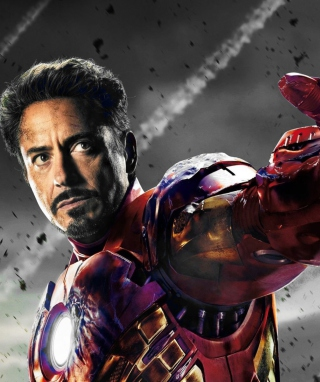 Free Iron Man - The Avengers 2012 Picture for iPhone 6 Plus