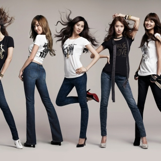 Girls Generation Wallpaper for iPad 3