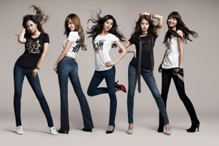 Girls Generation sfondi gratuiti per Android 480x800