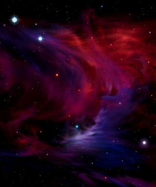 Space Wallpaper for 480x800