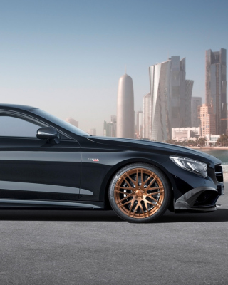 Mercedes Brabus 850 6.0 Biturbo Coupe sfondi gratuiti per iPhone 6 Plus