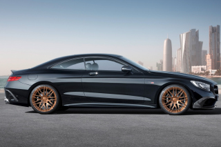 Free Mercedes Brabus 850 6.0 Biturbo Coupe Picture for Android, iPhone and iPad