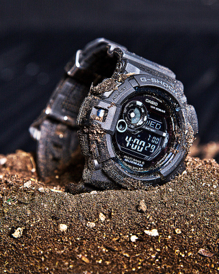 Casio GShock G9300 Background for Nokia Asha 503