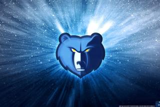 Memphis Grizzlies Logo Wallpaper for Android, iPhone and iPad