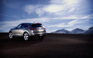 Infiniti Fx50 Wallpaper for Android, iPhone and iPad