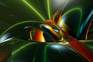 Inspiring Abstract 3D Background for Android, iPhone and iPad