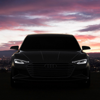 Обои Audi Prologue Concept Car First Drive на телефон 128x128