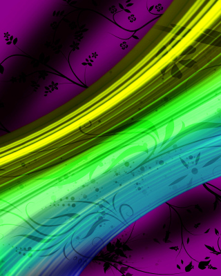 Fashion Abstract Design papel de parede para celular para Nokia Asha 310