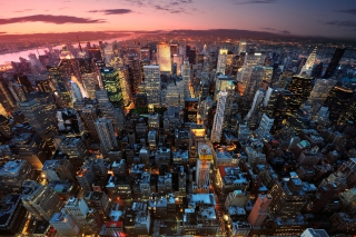 Free Manhattan, NYC Picture for Android, iPhone and iPad