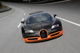 Bugatti Veyron 16-4 Wallpaper for Android, iPhone and iPad