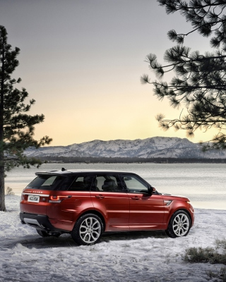Free Range Rover Picture for 240x320