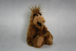 Free Alf Toy Picture for Android, iPhone and iPad