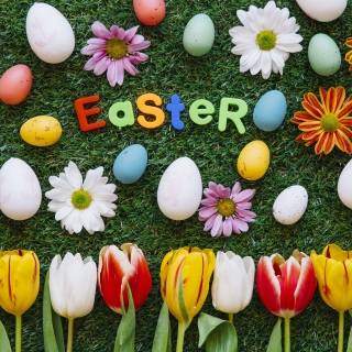 Easter Holiday Picture for 208x208