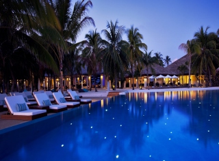 Free Tropical Evening On Samui Picture for Android, iPhone and iPad