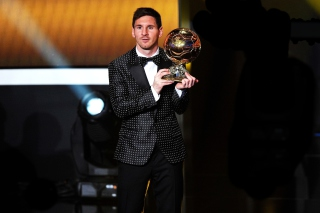 Lionel Messi Football Star Wallpaper for Android, iPhone and iPad