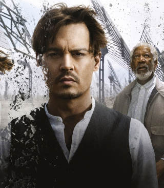 Transcendence 2014 Movie sfondi gratuiti per iPhone 5C