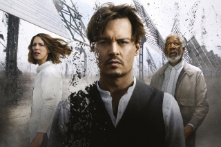Kostenloses Transcendence 2014 Movie Wallpaper für Samsung Galaxy S4
